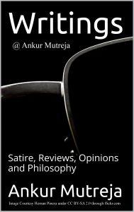 Writings @ Ankur Mutreja